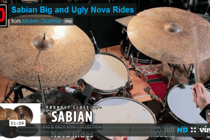 Sabian Big & Ugly Collection