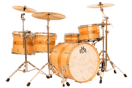 RBH Monarch Series Now Available With Exotic Veneers