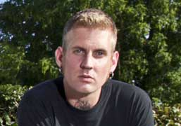 drummer Brann Dailor of Mastodon