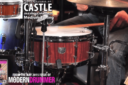 VIDEO DEMO! Product Close-Up: Castle Tapered Snares
