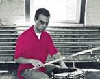 Drummer Stephen Chopek
