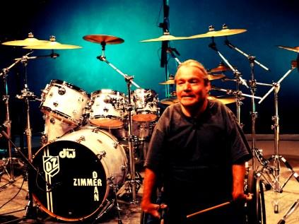 Drummer Wanted's Dean Zimmer