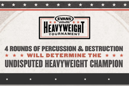 News: Enter Evans' Heavyweight Tournament Now!