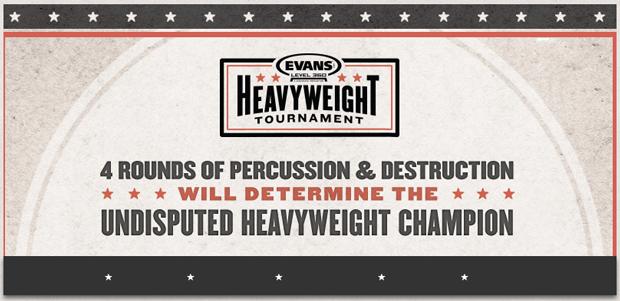 News: Enter Evans' Heavyweight Tournament Now!