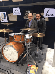 Vic's Drum Shop in Chicago Selected as the First US Retailer for Sonor Vintage Series