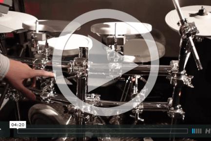 Gibraltar Hardware at NAMM 2015 (VIDEO)