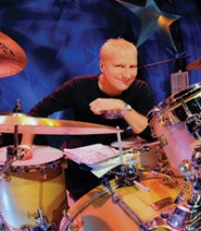 Drummer Gregg Bissonette