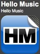 hello music app