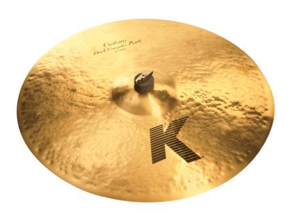 Zildjian K Custom Dark Complex Ride 21
