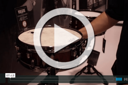 Mapex at NAMM 2015 (VIDEO)