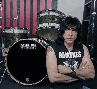 Ramones' Drummer Marky Ramone