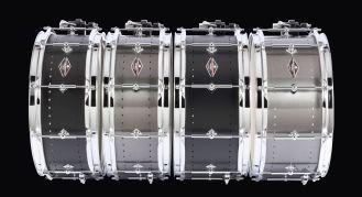 Showroom: Craviotto Solitaire Series Aluminum Snare Drums