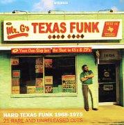Mr G's - Texas Funk (album cover)