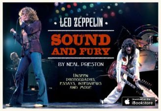 Led Zeppelin: Sound And Fury Now Available for Pre-Order