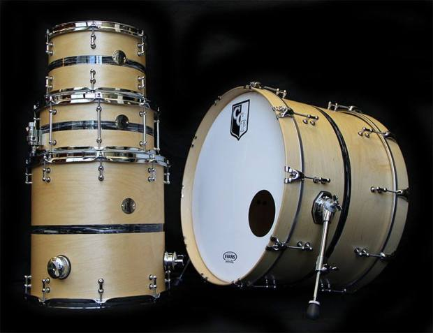 "Chicago Custom Percussion Offers a ""Package Deal"" Through Guitar Center"