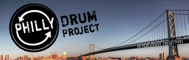 Philly Drum Project Banner