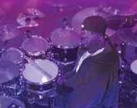 Drummer Rexsell Hardy Jr.