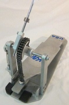 New Highly Adjustable Bass Drum Pedal From Newcomer RKM!