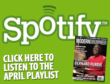 Hear Tracks from MD's April Issue on Spotify
