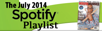 July 2014 Spotify Playlist