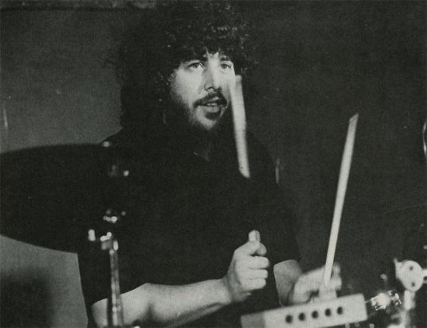 drummer Tom Ardolino