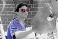 Drummer Tommy Alesi