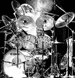 Drummer Tony Thompson
