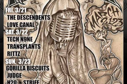 Travis Barker Presents the 7th Annual Musink Tattoo and Music Festival