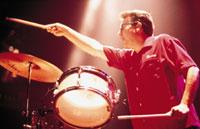 drummer Bernie Dresel