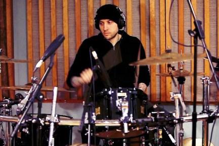 Session Drummer/Programmer Steven Wolf