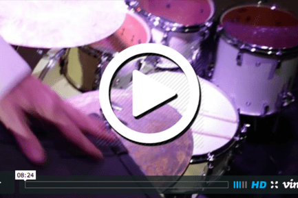 Yamaha Drums at NAMM 2015 (VIDEO)