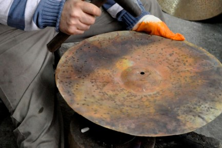Impression Launches Custom Cymbal Program