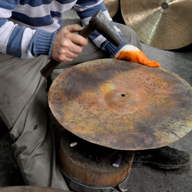 Impression Launches Custom Cymbal Program