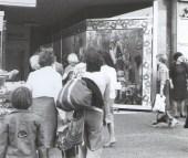 Wiesbaden, Dernsches Gelände, Einkaufsbummel, 1978 (Bild: privat)