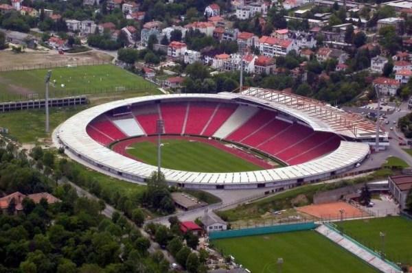 Belgrad, Stadion Rajko Mitic (Bild: Vlada Marinkovic, CC BY SA 3.0)