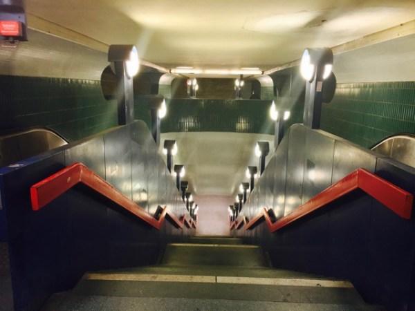 "Berlin, U-Bahnhof ""Schloßstraße"" (Bild: Kerberos)"