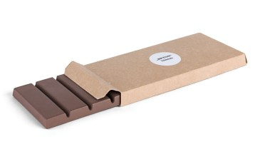 Beton-Schokolade (Bild: Korn-Produkte)