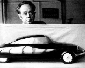 Flaminio Bertoni im Jahr 1961 (Bild: historische Aufnahme)