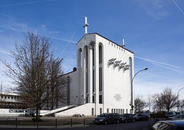 Frankfurt-Bornheim, Heilig Kreuz (Bild: Andreas Beyer)