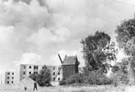 """Garbsen, """"Auf der Horst"""", Mitte 1960er Jahre (Foto: Rudolf Guthmann, Bild: Stadtarchiv Garbsen)"""