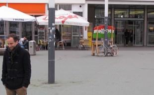 Kassel, Hauptbahnhof (Wiederaufbau 1951-60, Dietrich Helbich u. a.), 2016 (Bild: privat)