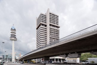 Hannover, Bredero-Hochhaus (Bild: Olaf Mahlstedt)