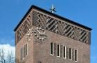 Hannover, St. Heinrich (E. F. Brockmann, Wiederaufbau 1949) (Bild: Hartmut Möller)