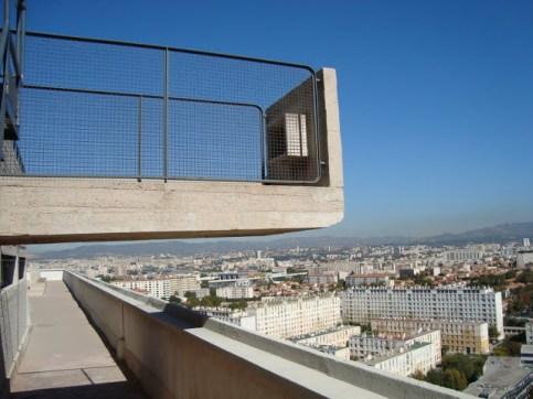 Marseille, Unité d'Habitation (Bild: Anapuig, CC BY SA 3.0, 2008)