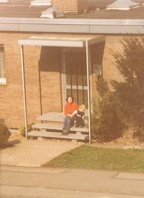 Mülheim/Ruhr, Pfarrerbungalow Bredenbeck um 1978/79 (Foto: privat)