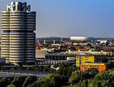 München, BMW-Turm (Bild: Heribert Pohl, CC BY SA 2.0)