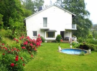 Münstereifel, Wohnhaus der Familie L. (Bild: Wilma Ruth Albrecht, 2012)