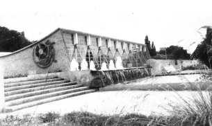 Potsdam, Brauhausberg (Bildquelle: Architektur der DDR 28, 1979, 10)