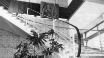 """Potsdam, Restaurant """"Minsk"""" (Bildquelle: Architektur der DDR 28, 1979, 10)"""