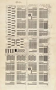 Roland Rainer: Stadt der Zukunft, Beitrag IBA, 1957 (Bild: Architekturzentrum Wien, Sammlung)